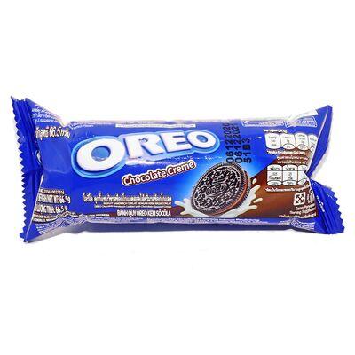 Классическое печенье с шоколадным кремом Oreo Chocolate Creme 66,5 гр, фото 1